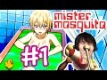 Pervert Mosquito Simulator - Mister Mosquito Part 1 - WTF JAPAN Seriously?!