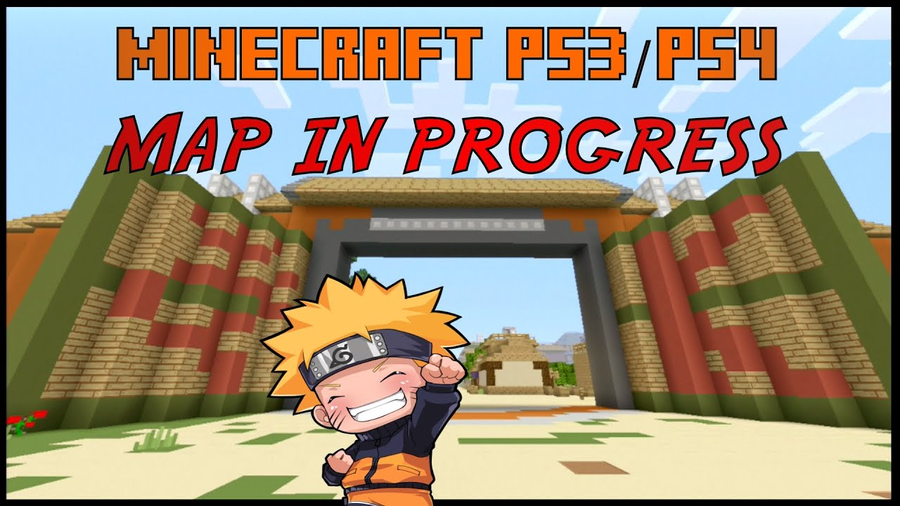 Naruto minecraft rpg adventure map ps3ps4 map in progress youtube naruto minecraft rpg adventure map ps3ps4 map in progress gumiabroncs Images