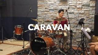 Caravan (Whiplash Version) Drum Cover