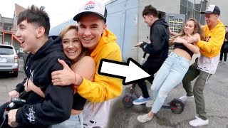 MOST EMBARRASSING MOMENT CAUGHT ON CAMERA!!