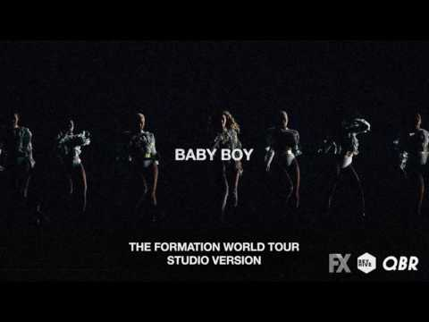 Beyoncé - Baby Boy (Live at The Formation World Tour Studio Version)