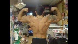 My body transformation