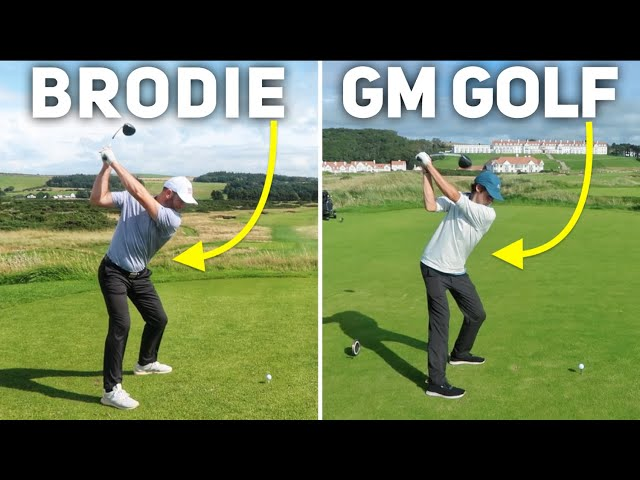 Playing The #1 Golf Course in Europe w/ GM Golf