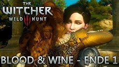 Witcher 3: Blood & Wine - Ende 1 (Syanna und Anarietta vereint)