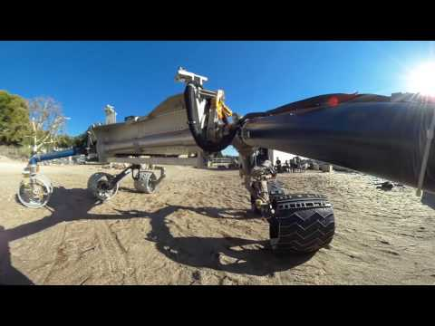 Ride along with Mars2020 rover
