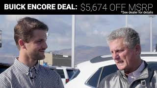 $5,674 Off MSRP Buick Encore - November Only!