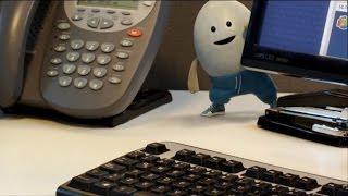 Mejor Publicidad Argentina 2015 - Telekino - Oficina - Chupa un Huevo