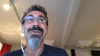 Serj Tankian talks about his first band and how he met Daron Malakian