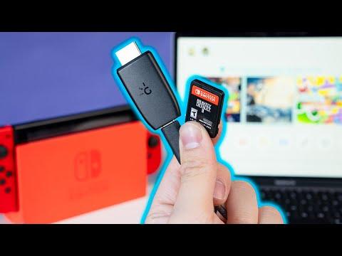 La clé pour ordinateur portable Nintendo Switch