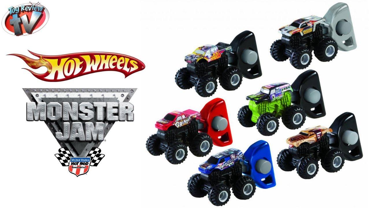 Confirm. join hot wheels monster trucks toys mine the