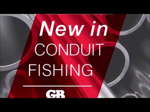 New In Conduit Fishing - Gardner Bender