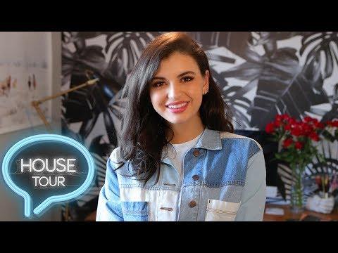REBECCA BLACK'S WEST COAST APARTMENT | ATV House Tours