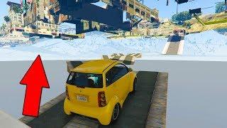 ESTOY ABAJO DEL MAPA!!! - CARRERA GTA V ONLINE - GTA 5 ONLINE