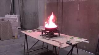 Fire Terminator's FT Sachet tested for Standard EN 1869:1997