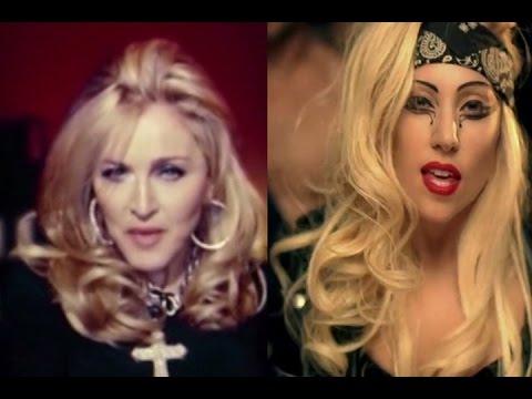 Madonna dedica una canción a Lady Gaga