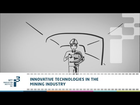 Innovative Technologies in the Mining Industry