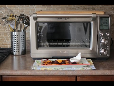 Breville Smart Oven Air Review And Recipe Youtube