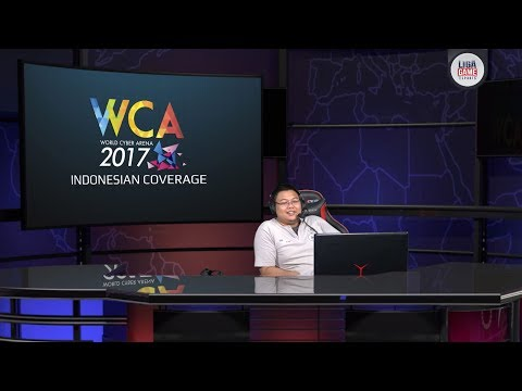 LIVE: Clutch Gamers vs Execration @WCA 2017 APAC Main Event with @R1