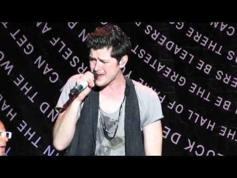 The Script: If You Could See Me Now