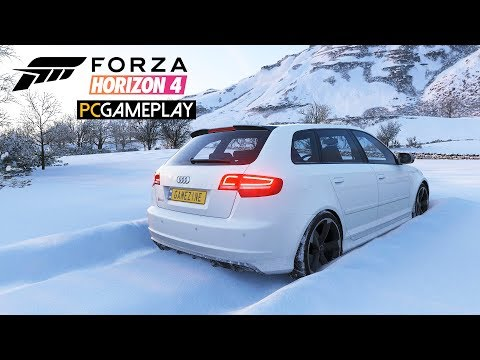 Forza Horizon 4 Gameplay (PC HD)
