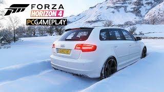 Forza Horizon 4 Gameplay (PC HD)