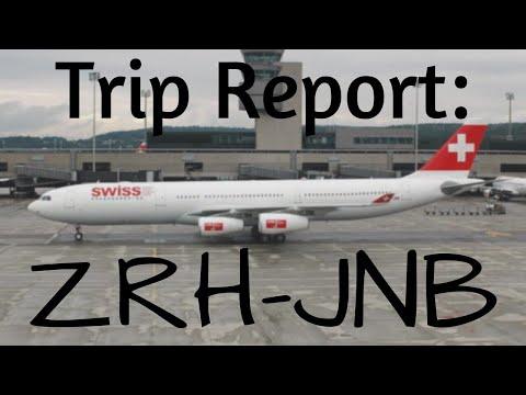 Trip Report: SWISS/a340-300/ECONOMY/ZRH-JNB