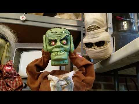 Smoldering Reviews | Heads Up Frankenstein (104)
