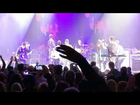 Hello Time Bomb - Matthew Good, Our Lady Peace, Ascot Rose. Toronto, Massey Hall. March 15, 2018