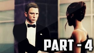 James Bond 007:Blood Stone Gameplay Walkthrough Part 4 - James meets Nicole.