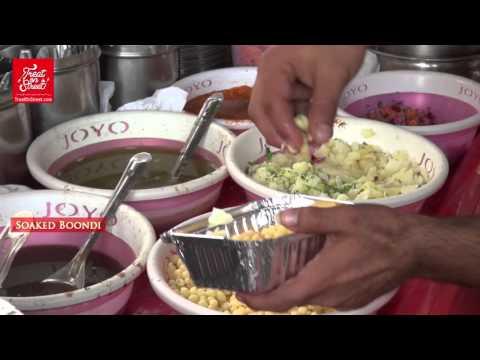 Mumbai Chat Dahi Puri -Area Ulhasnagar -Mumbai Street Food