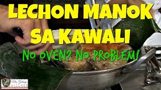 LECHON MANOK SA KAWALI or ROAST CHICKEN IN A POT (Mrs. Galang