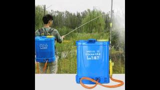 리튬배터리 원예 농약 고압 분무기 충전 세차 16L  …