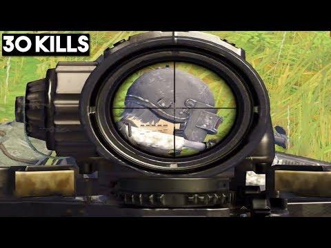 BEST CROSSBOW KILL EVER? | 30 KILLS Duo vs Squad | PUBG Mobile