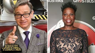 Paul Feig defends Leslie Jones...because of course he does