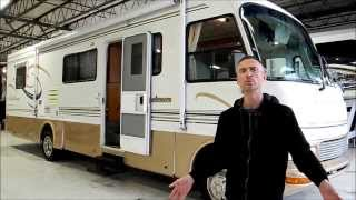 1999 Coachmen Catalina Used Class A Motorhome for Sale