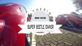 VW Volkswagen SBO Super Beetle Owner Meetup Farmers Market Pondok Indah May 2016