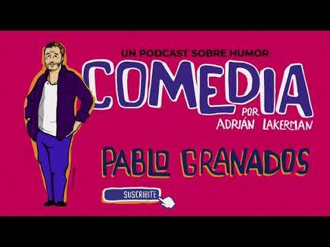 COMEDIA - PABLO GRANADOS