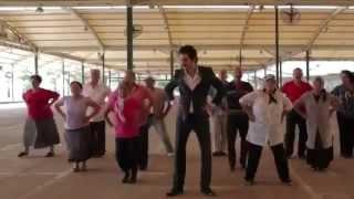 Hayrettin   Mangal Style  Gangnam Style   Atilla Taş   Doğuş   Hilal Cebeci 2017 Video