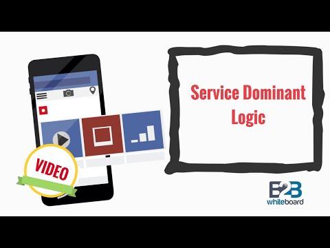 Service dominant logic definition