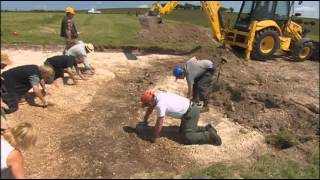 Time Team S13-E09 Sussex Ups and Downs, Blackpatch, Sussex