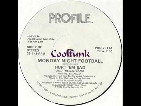 Hurt 'em Bad & The SC Band - Monday Night Football (12