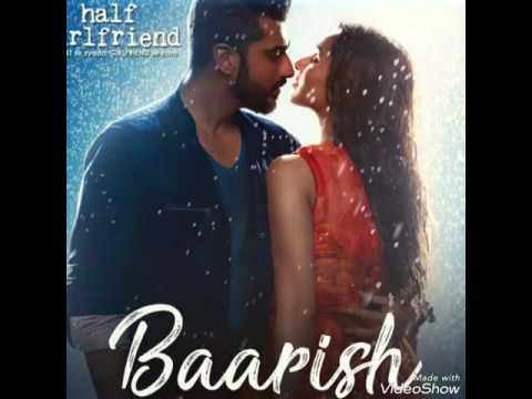 Ye Mausam Ki Barish half girlfriend dj (remix) song