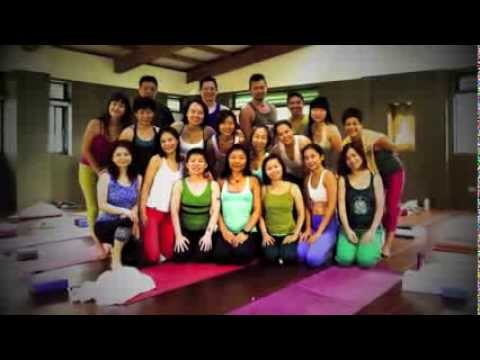 Naichin Tang 湯乃珍 2013.9/19-22 水里 Yoga  Advance Retreat. Taiwan