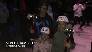 Street Jam 2016 Bournemouth Main Breakin Battle Bgirl Terra Quarter Final