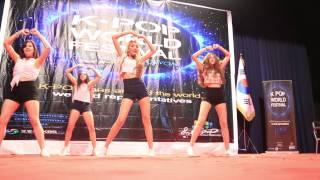 2015 K-POP World Festival Morocco (Peformance)
