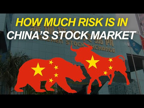 How Big Are The China Stock Market Risks  Behind the Bull and Bear Markets