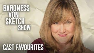 Jenn Whalen on her favourite Season 2 sketch   Baroness von Sketch Show