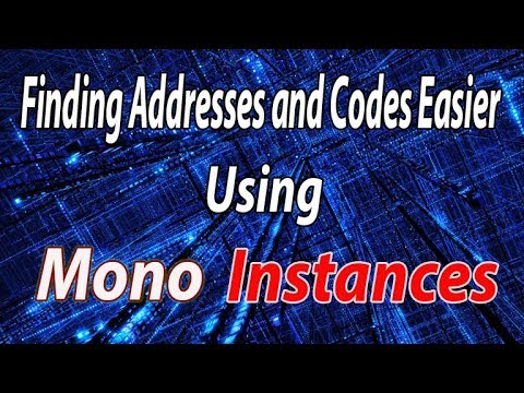 Finding Values Easier Using Mono Instances