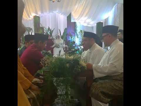 Shila Amzah nikah Haris   Ijab Qabul dalam Inggeris
