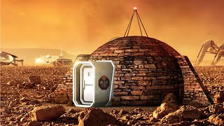 How we'll live on Mars - Compilation